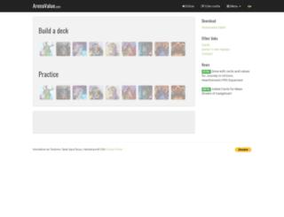 br.arenavalue.com screenshot