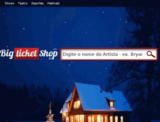 br.bigticketshop.com screenshot