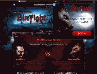 br.bitefight.org screenshot