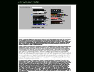 br.web-counter.net screenshot