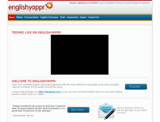 br.yappr.com screenshot