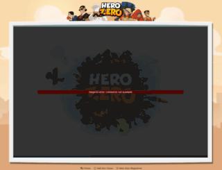 br14.herozerogame.com screenshot