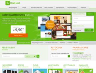 br23.dialhost.com.br screenshot