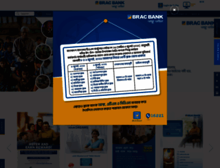 bracbank.com screenshot