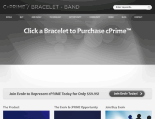 bracelet-band.com screenshot