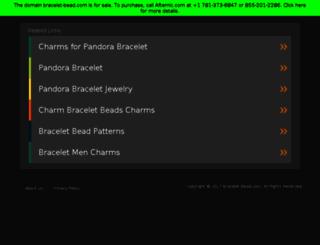 bracelet-bead.com screenshot
