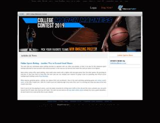 bracketcontest.com screenshot