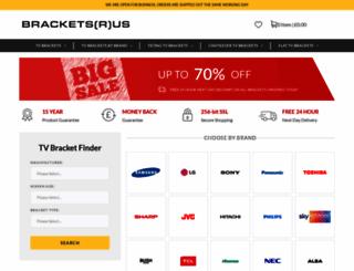 bracketsrus.co.uk screenshot
