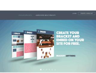 brackify.redeyechicago.com screenshot