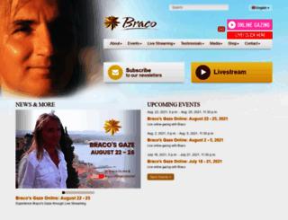 braco.me screenshot
