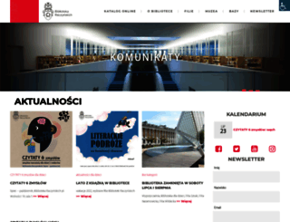 bracz.edu.pl screenshot