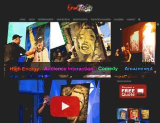 bradblaze.com.au screenshot