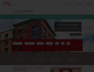 bradfordhotels.jurysinns.com screenshot