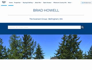 bradhowell.withwre.com screenshot