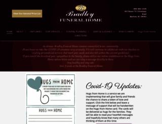 bradleyfhmarlton.com screenshot
