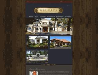 bradleysconstruction.com screenshot