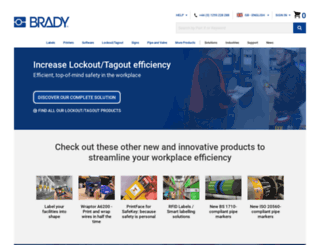 bradyuk.co.uk screenshot