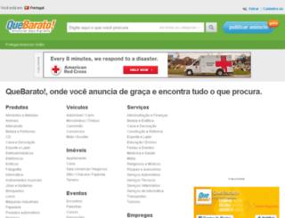 braga.quebarato.com.pt screenshot