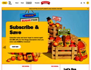 bragg.com screenshot