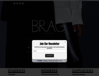 bragusa.org screenshot