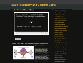 brain-frequency-and-binaural-beats.blogspot.com screenshot