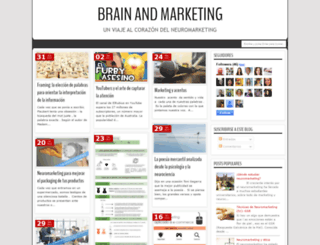 brainandmarketing.blogspot.com screenshot