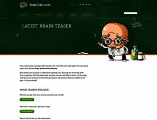 brainden.com screenshot