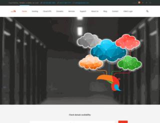 brainhost.eu screenshot