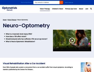 braininjuries.org screenshot