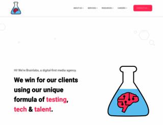 brainlabsdigital.com screenshot