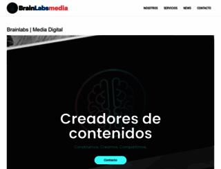 brainlistas.com.ar screenshot