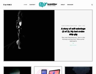 brainlitter.com screenshot