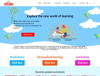 brainokids.com screenshot