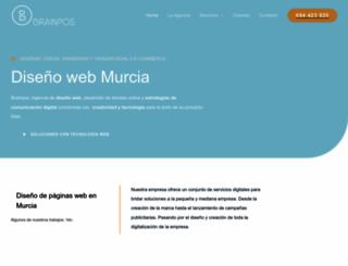brainpos.com screenshot