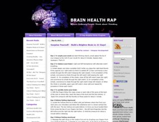 brainrap.com screenshot