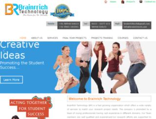 brainrichtech.com screenshot