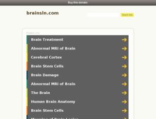 brainsln.com screenshot