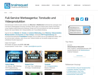 brainsquad.de screenshot