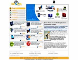 brainstech.com screenshot