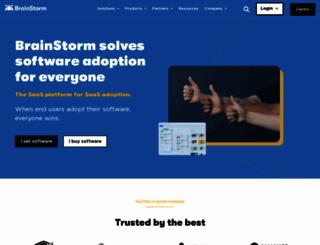 brainstorminc.com screenshot