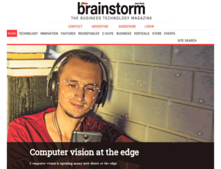 brainstormmag.co.za screenshot
