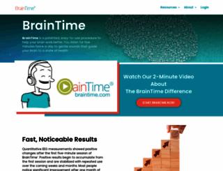 braintime.com screenshot