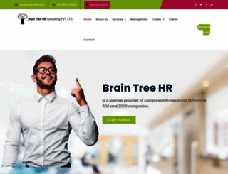 braintreehr.com screenshot