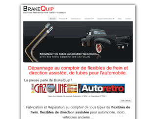 brakequip.fr screenshot