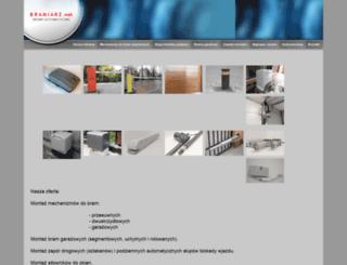bramiarz.net screenshot