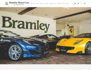 bramley.com screenshot