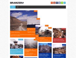 bramzero.com screenshot