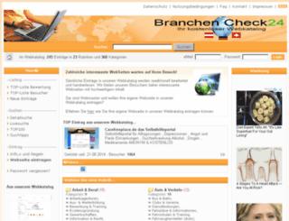 branchen-check24.de screenshot
