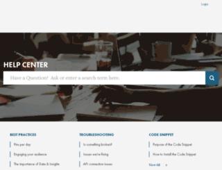 brand-help.ahalogy.com screenshot