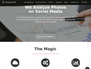 brand-pit.com screenshot
